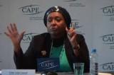 Daawo:Edna Adan oo khudbad ku saabsan qadiyada Somaliland u jeedisay Barlamaanka Sweden