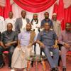 Nuxurka Kulan Dhex Maray Guddida Dhismaha Waddada Balli-Gubadle Iyo Xubno Ka Tirsan Xukuumada Somaliland+Sawiro