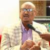 Faysal Cali Waraabe Oo Eedeymo U Jeediyey Gudoomiye Cabdiqaadir Jirde + [ Muuqaal ]