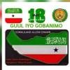 SIDEEBAA LOOGA XUSAY MAGAALADA JIGJIGA  EE ISMAMULKA SOMALIDA ITOOBIYA MAALINTA QARANIMADA SOMALILAND 18 MAY 2019