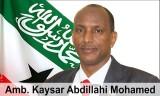 Nabad HAA Colaad MAYA Amb KAYSAR CABDILAAHI MUXUMED