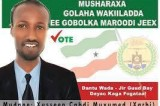 SOMALILAND: Veteran Journalist Hussein Harbi Announces Candidacy for the Upcoming Parliamentary Elections