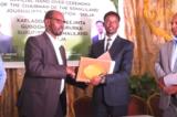 HOGAANKA CUSUB EE URURKA SUXUFIYIINTA SOMALILAND SOLJA OO XILKII LA WAREEGAY