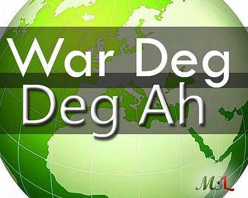 War Deg Deg Ah:-Dagaal Sababay Khasaare Dhimasho Iyo